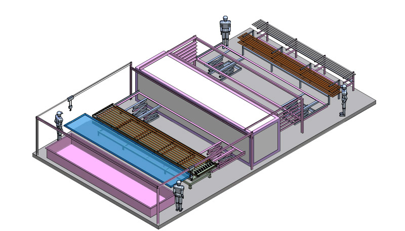 Evo 7 - manual powder coating equipment